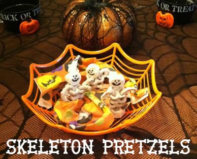 Skeleton-Pretzels