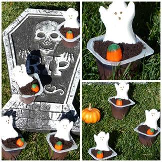 graveyard-pudding-cup-treats