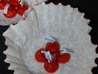 Fun Hershey Kiss Valentine's