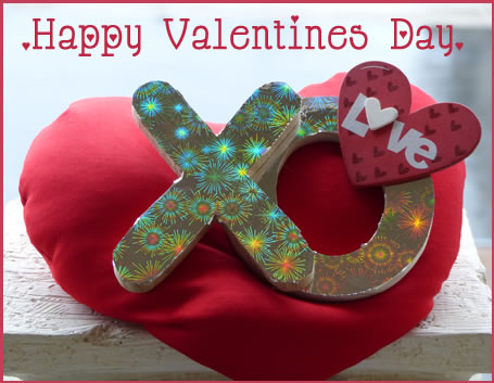 Valentines Day Craft for Child