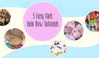 hair bow instructions
