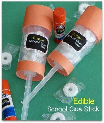 edible glue sticks