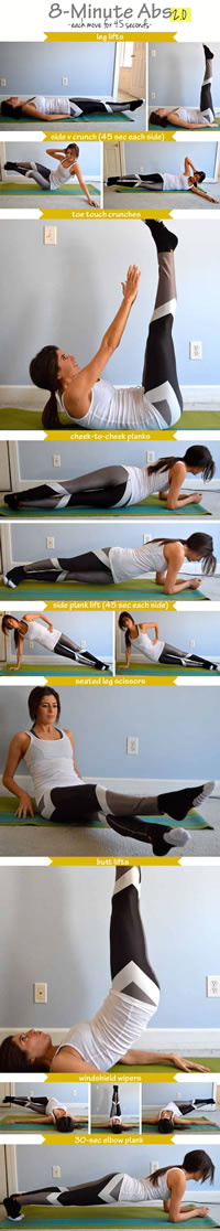 ab workout for women