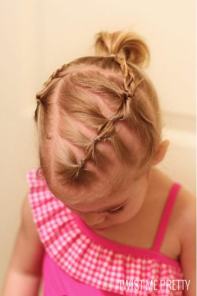 fun toddler hairstyles