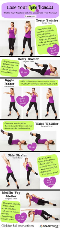 quick workouts for women