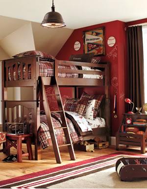 sport bedroom theme