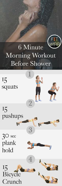 under 10 minute workouts