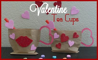 kids valentine diy craft