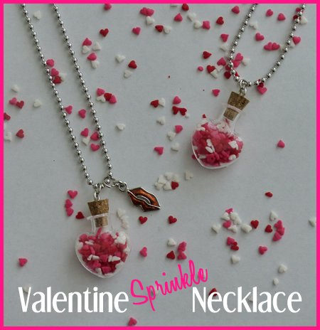 diy valentine jewelry