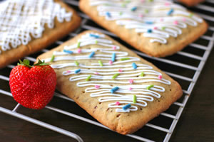healthy gluten free pop tarts
