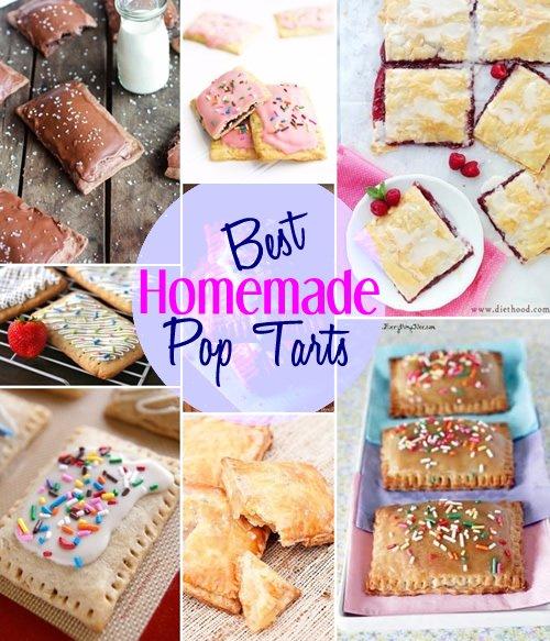 Best Homemade Pop Tarts