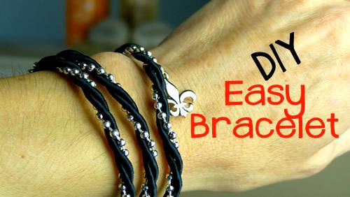DIY Bracelets_Super Easy Bracelets