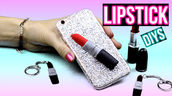 lipstick diys