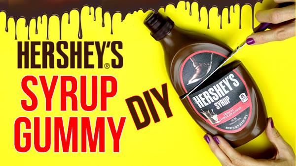 diy_hershey syrup edible jelly gummy